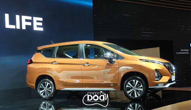 Nissan All New Livina di GIIAS 2019